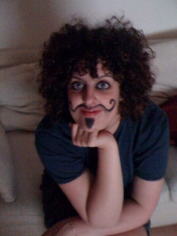 The Love Child of Marc Bolan & Salvador Dali?